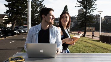 Husband and wife Chris and Mel Tantchev co-founded Bookabuy offering personalised book subscriptions.?