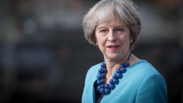 British Prime Minister Theresa May has called for the end of quantitative easing and for fiscal reform to take its place.