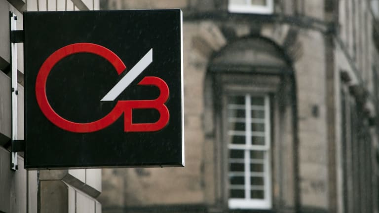 The UK's new Clydesdale and Yorkshire Bank account for 9 per cent of NAB's assets.