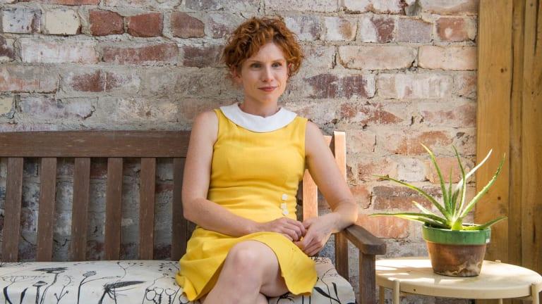 Writer Fiona Wright.