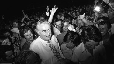 Gough Whitlam helped change Australia's view to be more outward-looking.