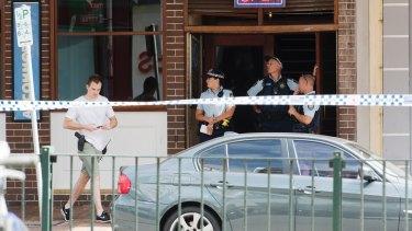 Maroubra stabbing: Man shot dead, police officer seriously injured