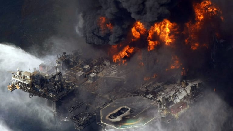 Life for BP changed on April 20, 2010 when a blowout a mile under water sent oil and gas surging up to the Deepwater Horizon exploration rig, setting it on fire, sinking it, and killing 11 of the crew members.