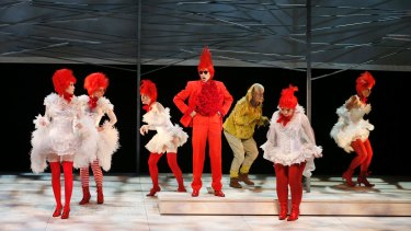 <I>Cunning Little Vixen</I> is as much an opera about humans as animals.