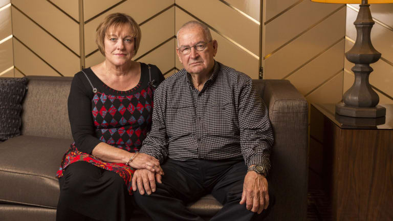 The couple who lost loved ones on MH370 and MH17