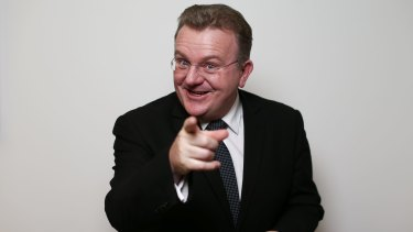 Franchise Council boss Bruce Billson has pointed the finger at shopping centre landlords.