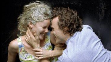 Abbie Cornish and Heath Ledger in <i>Candy</i>.