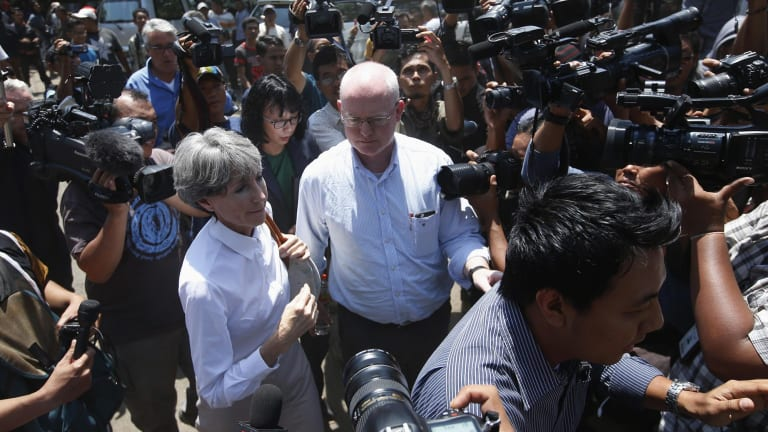 Bali nine executions: Indonesia can't be sure it will be this month as other drug felons appeal