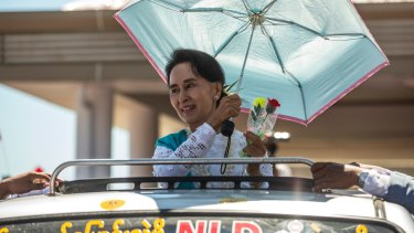 An insider says the signs are good for the new government, despite Myanmar having been  corrupted by years of mismanagement.