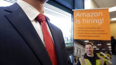 Amazon is recruiting thousands of people around the world with engineering and business degrees for high-paying jobs.