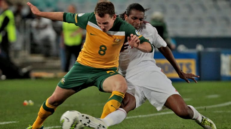 Former Socceroo Luke Wilkshire will replace the injured Rhyan Grant in Sydney's defence.