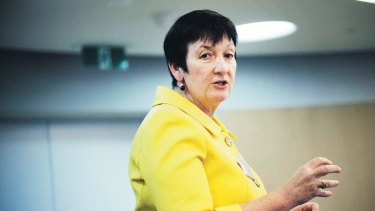 Business Council of Australia chief Jennifer Westacott lashed major political players in Canberra.