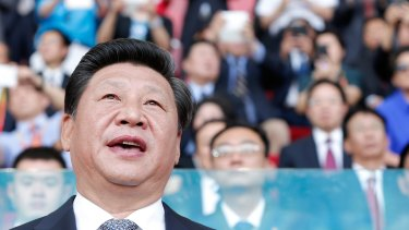 Chinese President Xi Jinping will continue to fight 'an unswerving anti-separatism battle'.