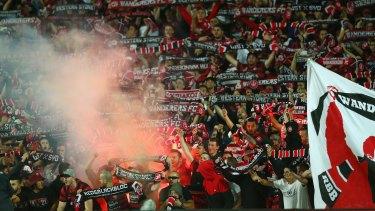 Wanderers fans will make their presence felt in Riyadh.