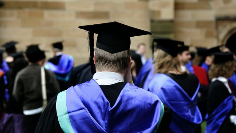The PBO is assuming that students are going to face a 40 per cent increase in the cost of going to university.