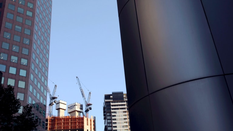 The increase in high density building in the Victorian capital meant overall approvals comfortably beat market expectations of a 1.0 per cent decline.