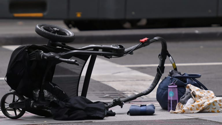 Four people have died and dozens were injured after a car as deliberately driven down Bourke Street on Friday afternoon.