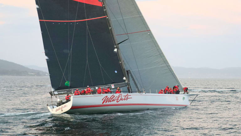 Wild Oats XI's win in the 2017 Sydney to Hobart has been protested by runner up Commanche.
