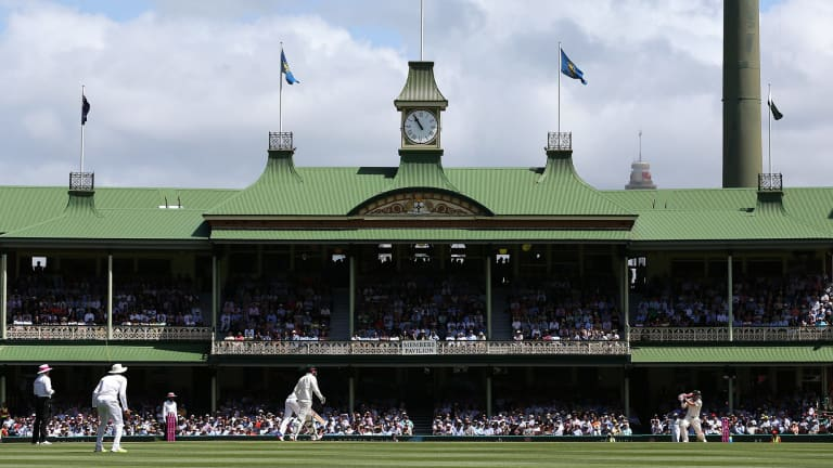 Tradition counts: The SCG's richness resides in its individuality – it is, foremost, a cricket ground.