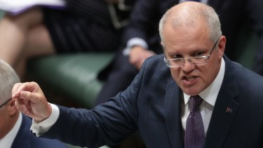 Treasurer Scott Morrison will launch a fresh attack on tax avoidance this week in Parliament.
