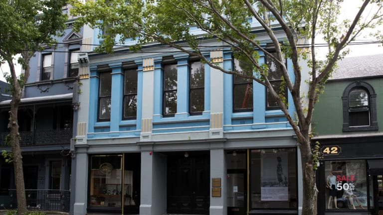 Mossgreen opened a Sydney branch in the exclusive suburb of Woollahra in recent years.