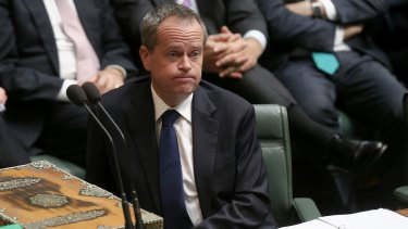 Opposition Leader Bill Shorten wants a briefing on the proposed legislation.