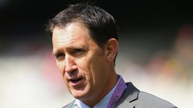 James Sutherland says a Canberra BBL franchise is a possibility.