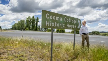 Cooma Cottage will be upgraded to cater for tourists hungry for food and historic knowledge.