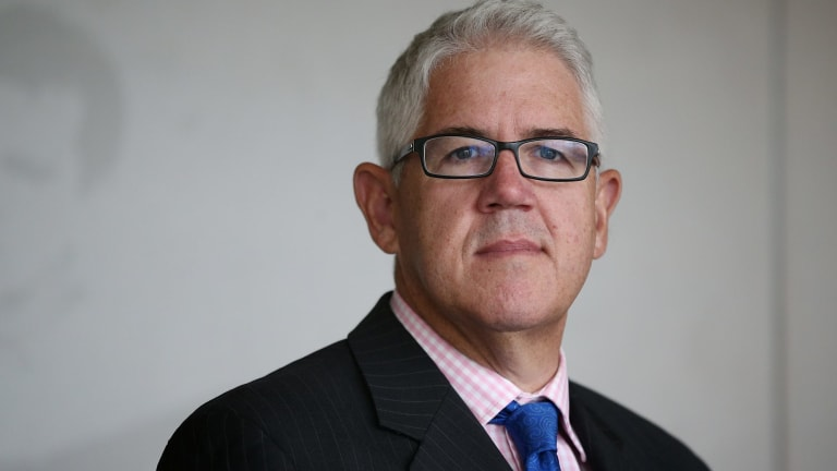 Brendan Pearson left his position as chief executive of the Minerals Council of Australia