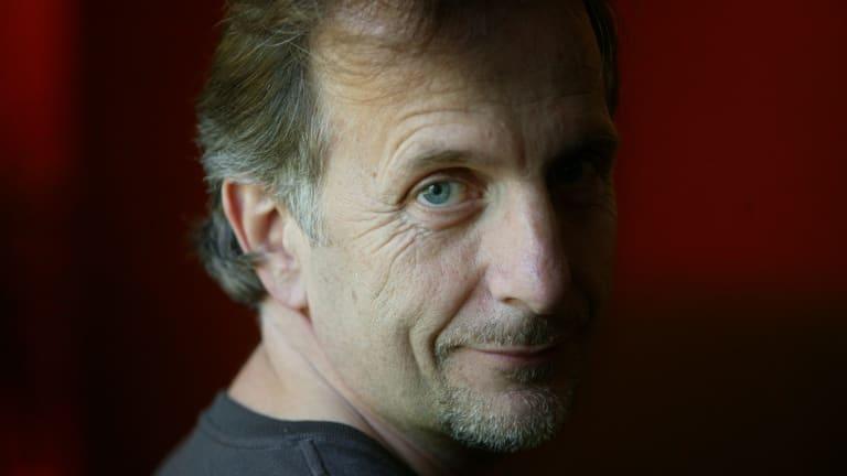 Jan Sardi, writer of <i>Shine</i>.