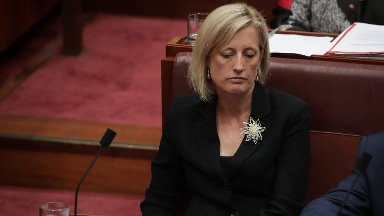 ACT Labor senator Katy Gallagher's dual citizenship case will reach a directions hearing at the High Court on Friday.