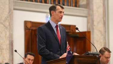 Lord Mayor Graham Quirk has announced his new civic cabinet.