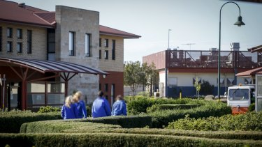 Dame Phylis Frost prison for women in Ravenhall is expanding to cope with more prisoners.