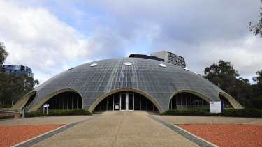 Catherine Townsend says the Shine Dome was futuristic when it was completed in 1959 – and remains so today.