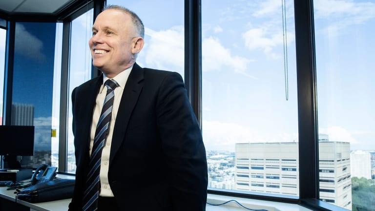NIB's Mark Fitzgibbon wants consumers to be able to make informed choices on specialists.