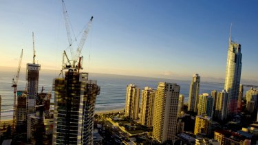 The Gold and Sunshine Coasts are driving construction confidence.