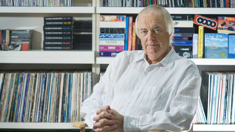 """Sir Tim Rice: """"Not many people in England had heard of [Eva Peron] and now everybody has."""""""