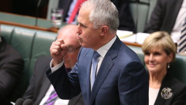 Malcolm Turnbull: The champion of same-sex marriage, climate action and a republic has explicitly committed to all the policies of the Abbott government.