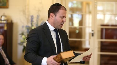 Resources Minister Josh Frydenberg said cutting Sunday penalty rates could spur economic growth.