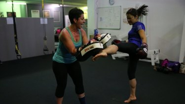 David Peng wants to expand Muay Thai Body Fit nationally.