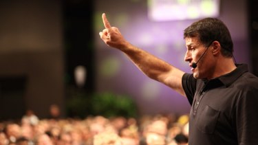 """""""When you talk about s--t, it's a dream. When you envision it, it's exciting. When you plan it, it's possible. When you schedule it, it's real,"""" says Tony Robbins."""