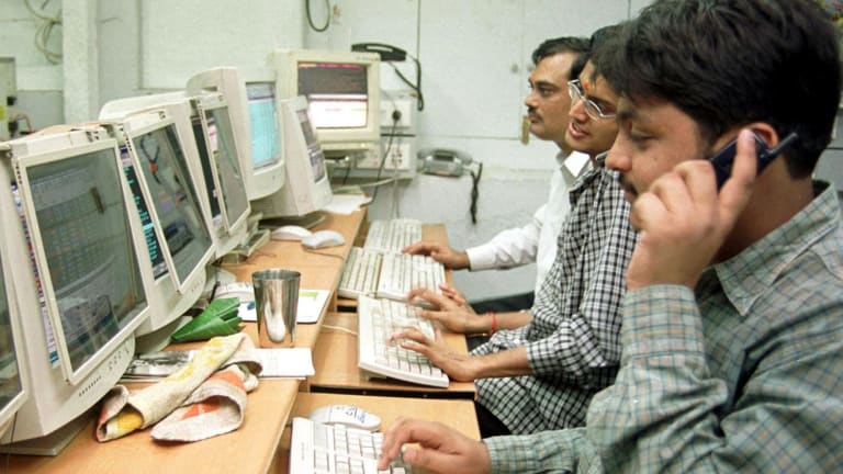 Most Indian nationals working in the IT industry in Australia are sponsored by Indian IT companies.