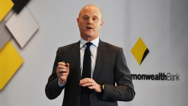 CBA's outgoing chief executive, Ian Narev, last week apologised over the Austrac affair.