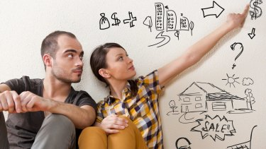 More than one in two couples admit to fighting about money some, or a lot of the time.