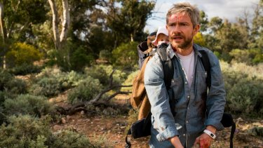 The Australian outback is a place of refuge and danger in the film.