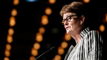 CBA chair Catherine Livingstone has quickly shaken up the board.