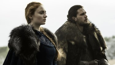 Sansa avenges her past and proves her strategic mettle.