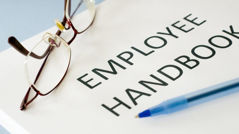 It is vital to read workplace contracts and policies closely so you're aware of what you're agreeing to.