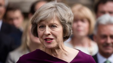 Theresa May will be the next British Prime Minister.