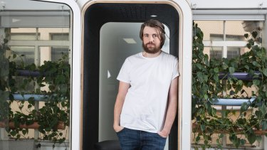 Atlassian co-chief executive Mike Cannon-Brookes came in at No.1 on the list.